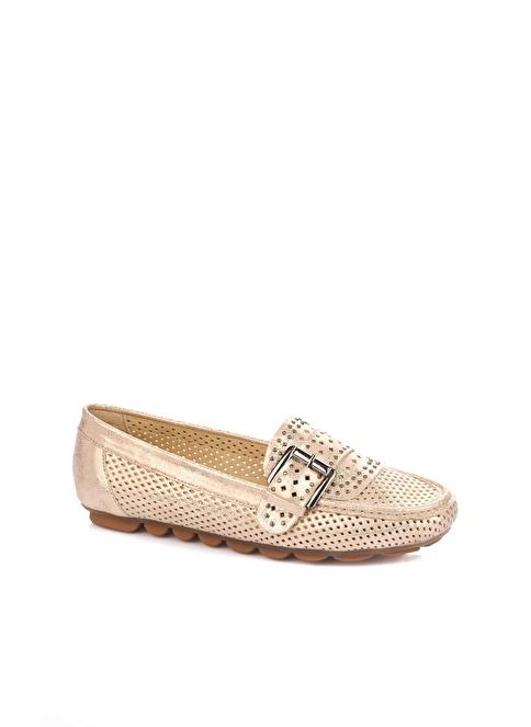 Elle Loafer Ayakkabı Bakır